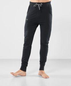 Arjuna Broek - Urban Black - katoenen yoga broek voor mannen