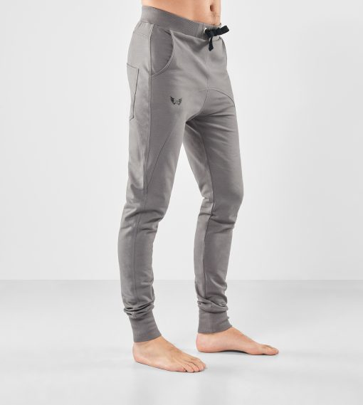 Extra lange Heren Yoga broek Arjuna Volcanic Glass