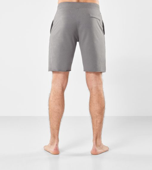 Bodhi heren yoga Shorts - Volcanic Glass