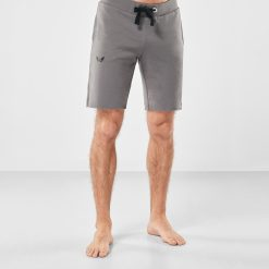 Biologische heren yoga Shorts Bodhi - Volcanic Glass