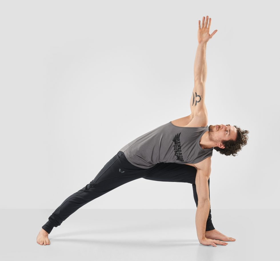 Renegade Guru yogakleding voor mannen