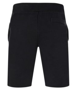 Heren Yoga Shorts Bodhi - Urban Black achterkant