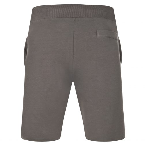 Heren Yoga shorts Bodhi - Volcanic Glass achterkant