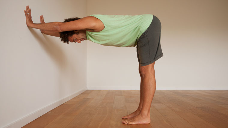 Yoga Sequence for men pose 1