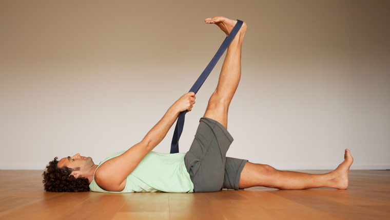 Yoga Sequence for men pose 6