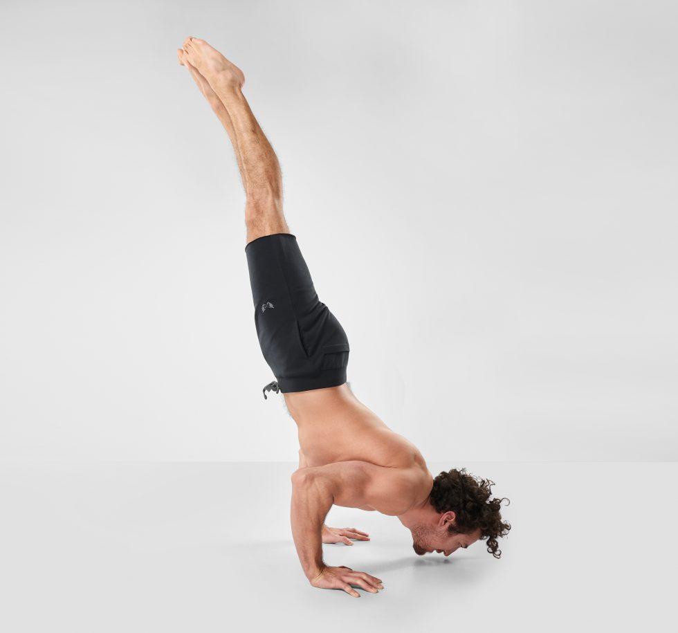 Renegade Guru -Yoga voor mannen
