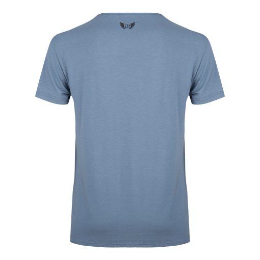 Mannen yoga t-shirt Moksha Zen- Green Earth