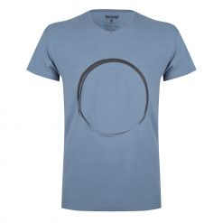 Moksha Zen yoga t-shirt - Green Earth voor mannen