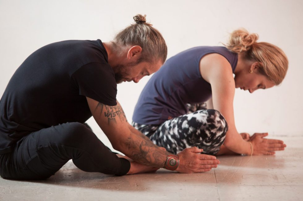 Thuis yoga - Renegade Guru blog