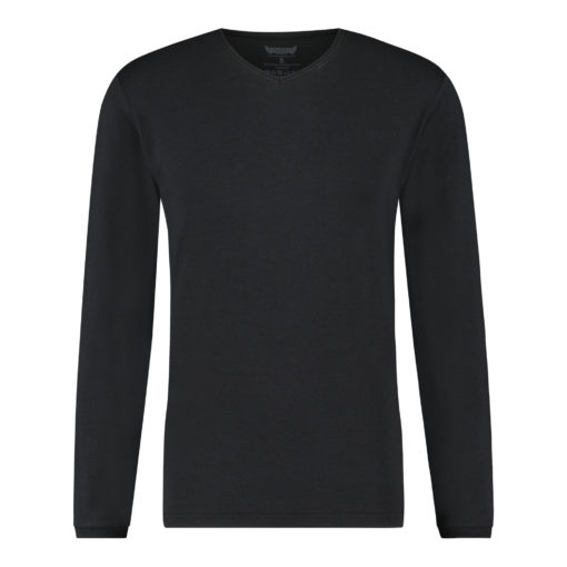 longsleeve yoga shirt voor heren Rudra Urban Black Renegade Guru