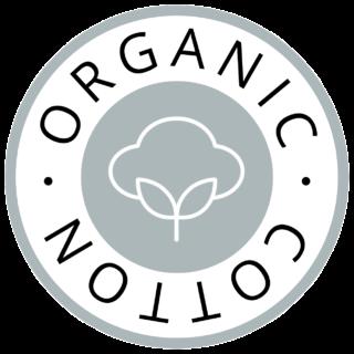 organic cotton symbool - Urban Goddess Yoga Wear